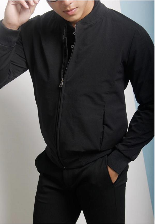 áo khoác trơn 1